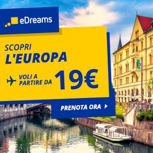 viaggi europa economici