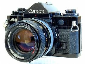 Canon A-1 caratteristiche e funzioni