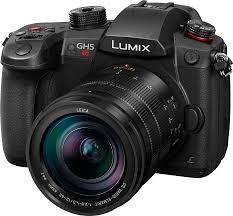 Panasonic Lumix GH5S progettata per filmmaker