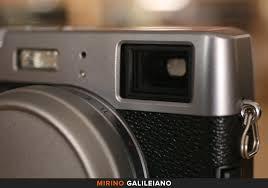 Il- mirino - della- fotocamera -Analogica