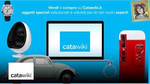Sito Catawiki della pubblicità in tv :come funziona?