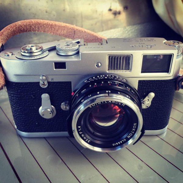 Leica M2 (1958 - 1967)