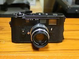 Leica M5 (1971 - 1975)