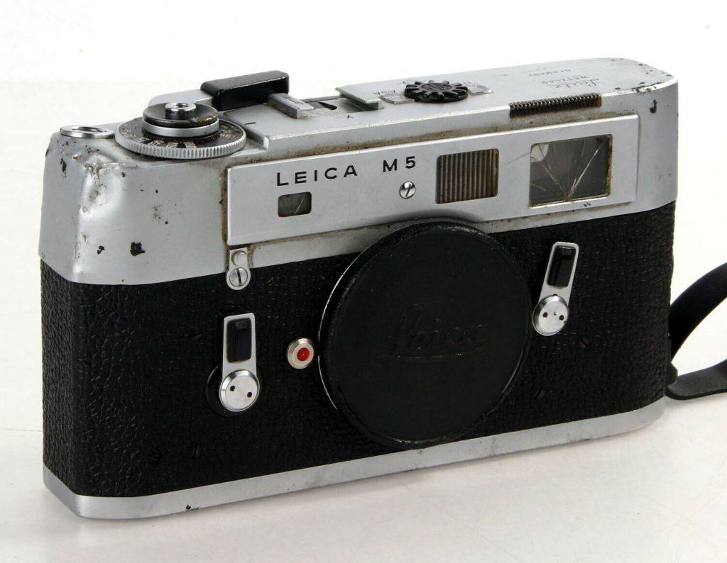 Leica M5 (1971 – 1975)