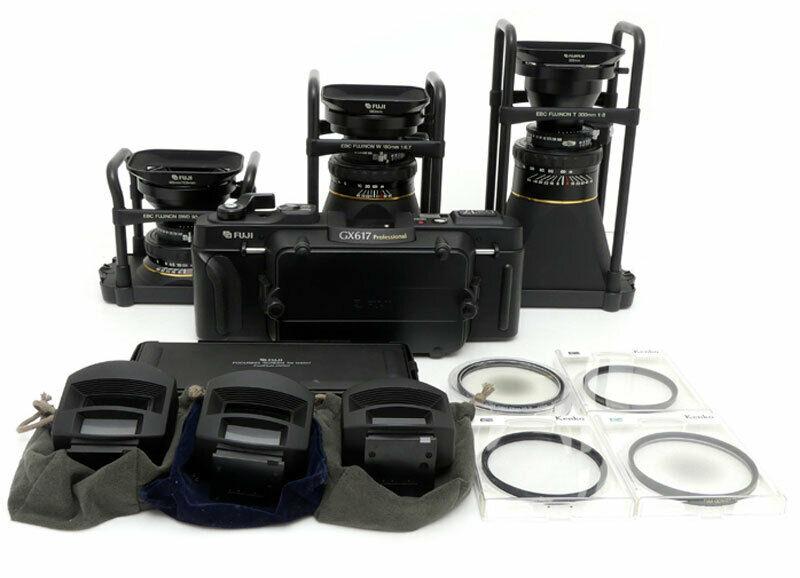 Fujifilm GX617
