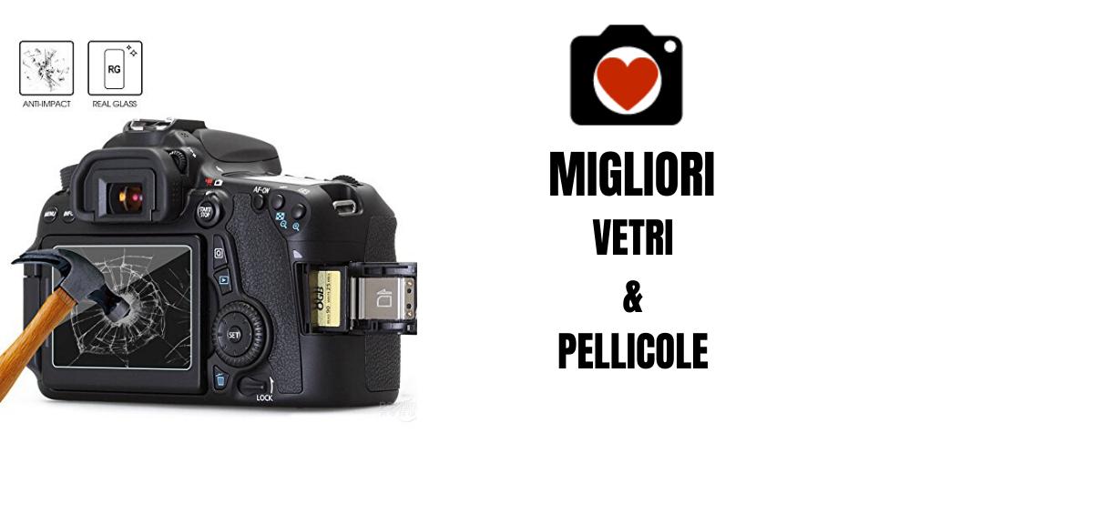 AirGlass PELLICOLA VETRO per Nikon Df Proteggi Schermo
