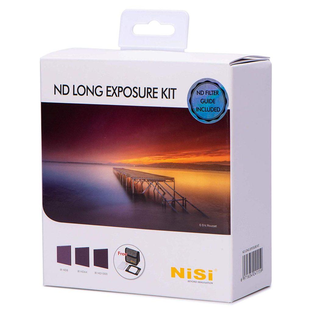 2 filtri fotografici in 1 NISI