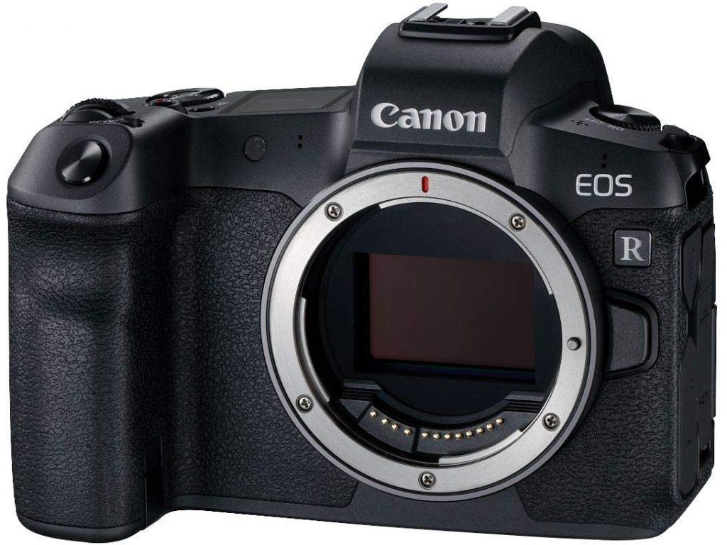 Canon EOS R,  per   astrofotografia.