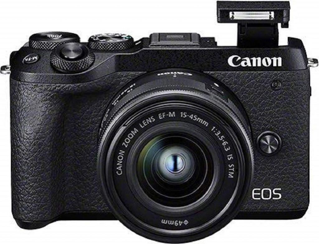 Canon EOS 90D ed M6 Mark II
