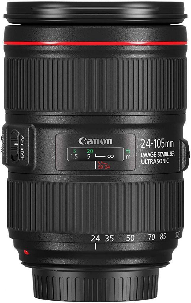Obiettivo Canon EF 24-105mm f/4 IS II USM